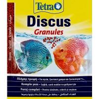 Тетра Дискус 15гр, гранулы для дискусов (Tetra)