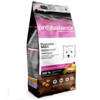 ПроБаланс 15кг для щенков Крупных (ProBalance)