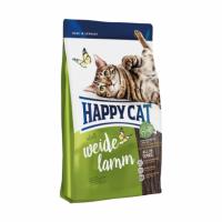 Хэппи Кэт 1,4кг Ягненок Эдалт (Happy Cat)