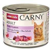 Карни 200гр - Индейка/Ягненок, для Кошек (Animonda Carny)
