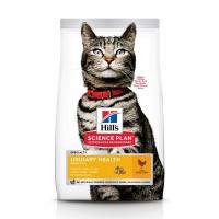 Хиллс для кошек Стерил + Уринари. Курица. 7кг (Hill's)