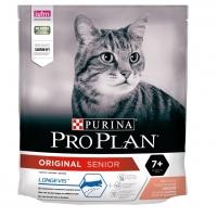 ПроПлан для кошек пожилых (7+), Лосось. 400гр (Pro Plan)
