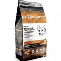 ПроБаланс 15кг для собак Говядина (ProBalance)
