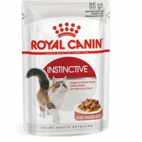 Ройал Канин пауч 85гр. Инстинктив (соус) (Royal Canin)