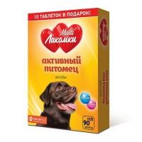 МультиЛакомки для собак - Активный питомец, 100шт