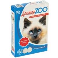 Доктор Зоо для кошек 90шт - Морские водоросли