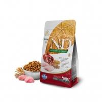Фармина N&D - Курица и Гранат (низкозерновой корм для кошек) (Farmina), весовой (1кг)