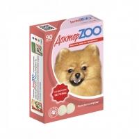 Доктор Зоо для собак 90шт - Ветчина