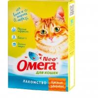 Омега NEO для кошек - Крепкое здоровье, морские водоросли, 90шт