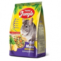 Джунгли для Шиншилл 400гр (Happy Jungle)