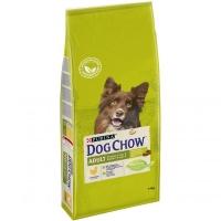 Дог Чау 14кг для собак Курица (Dog Chow)