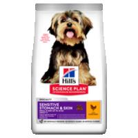 Хилс для собак декоративных пород 1,5кг - Курица Деликат (Hill's)