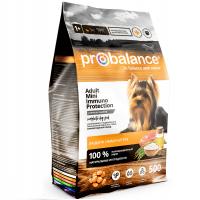 ПроБаланс 500гр для собак Миниатюрных (ProBalance)