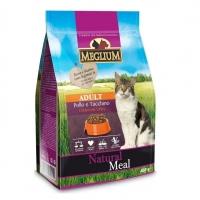 Меглиум 400гр - для кошек Курица/Индейка (Meglium)