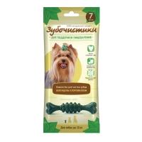 Зубочистки Мятные для мелких собак 7шт, 60гр (Деревенские лакомства)