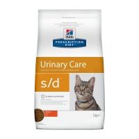 Хилс для кошек. Диета 1,5кг. S/D - лечение МКБ - Курица (Hill's)