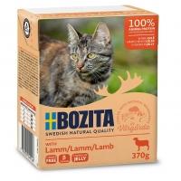 Бозита 370гр - Ягненок (желе) (Bozita)