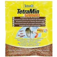 Тетра Мин Гранулы 15гр, основной корм (Tetra)