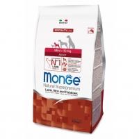 Монж Спешл корм для Собак Мелких пород 7,5кг, Ягненок (Monge)