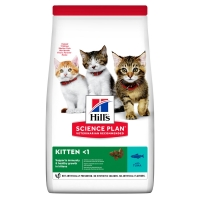 Хилс для котят. Тунец. 7кг (Hill's)