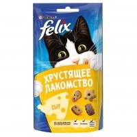 Феликс 60гр Сыр, хрустящее лакомство (Felix)