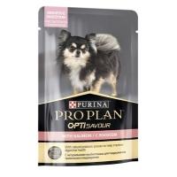 ПроПлан пауч для собак. 100гр. Лосось (Pro Plan)