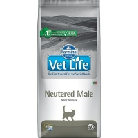 Фармина Диета для Стерилизованных котов Male 5кг (Farmina VetLife)