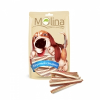 Молина 80гр - Куриный сэндвич, лакомство для собак (Molina)