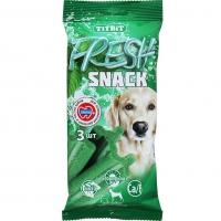 Снек Fresh - для средних собак, 3шт/уп (TitBit)