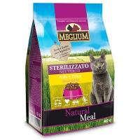 Меглиум 400гр - для кошек Стерилизованных Курица/Рыба (Meglium)