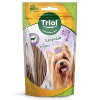 Хворост из Ягненка 50гр МИНИ - лакомство для собак (Triol)