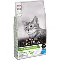 ПроПлан для кошек стерилизованных, Кролик. 10кг (Pro Plan)