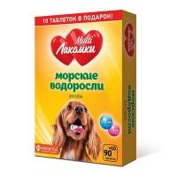 МультиЛакомки для собак - Морские водоросли, 100шт