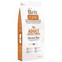 Брит Каре 12кг. Ягненок для собак Средних (Brit Care)