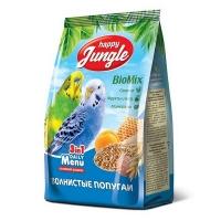 Джунгли для Волнистых попугаев 500гр (Happy Jungle)