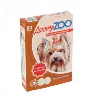 Доктор Зоо для собак 90шт - Копчености