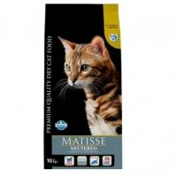 Матис для кошек 10кг - Стерилизед (Matisse)