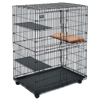 "Клетка для кошек ""Cat Playpens"" 91х60х128h см (MidWest)"