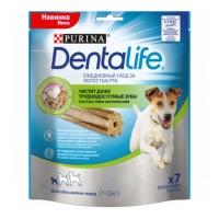 ДентаЛайф для Мелких собак 115гр (DentaLife)