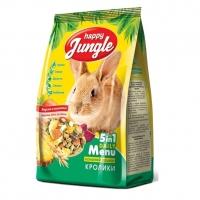 Джунгли для Кроликов 900гр (Happy Jungle)
