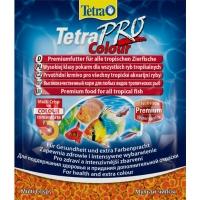Тетра Про Колор Чипс 12гр, чипсы для усиления окраса (Tetra)