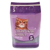 """Сибирская кошка """"Супер"""" для Котят, комкующийся, 5л"""