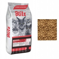 Блиц для кошек Курица (Blitz), весовой (1кг)