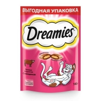 Дримс 140гр Говядина (Dreamies)