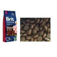 Брит для собак Крупных пород Курица (Brit), весовой (1кг)