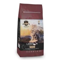 Ландор 400гр - Утка/Рис, для кошек Домашних (Landor)