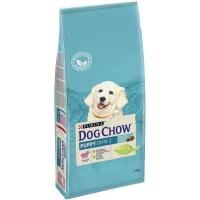 Дог Чау 14кг для щенков Ягненок (Dog Chow)