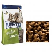 Хэппи Кэт Ягненок Эдалт (Happy Cat), весовой (1кг)