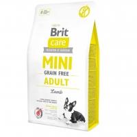 Брит Карэ 2кг - Ягненок Мини Эдалт, беззерновой (Brit Care GF)