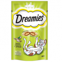 Дримс 60гр Утка (Dreamies)